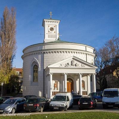 Unsere Kirche im Jahr 2016 nach der Renovierung. © Ing. Felix Mayer