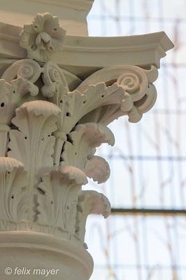 Säule des Chors. © Felix Mayer