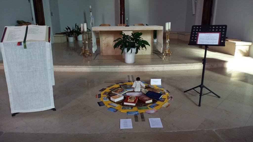 Dekoration für Bibelsonntag 2 © Helga Bresich